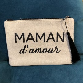 grande pochette maman d'amour - mila and stories