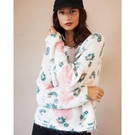 Pull Damien rose - Grace et Mila -leli concept store