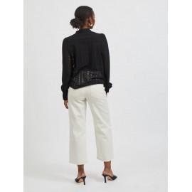 Chemise Chikka noir - Vila Clothes