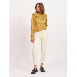 Pantalon Otas écru - Vila Clothes